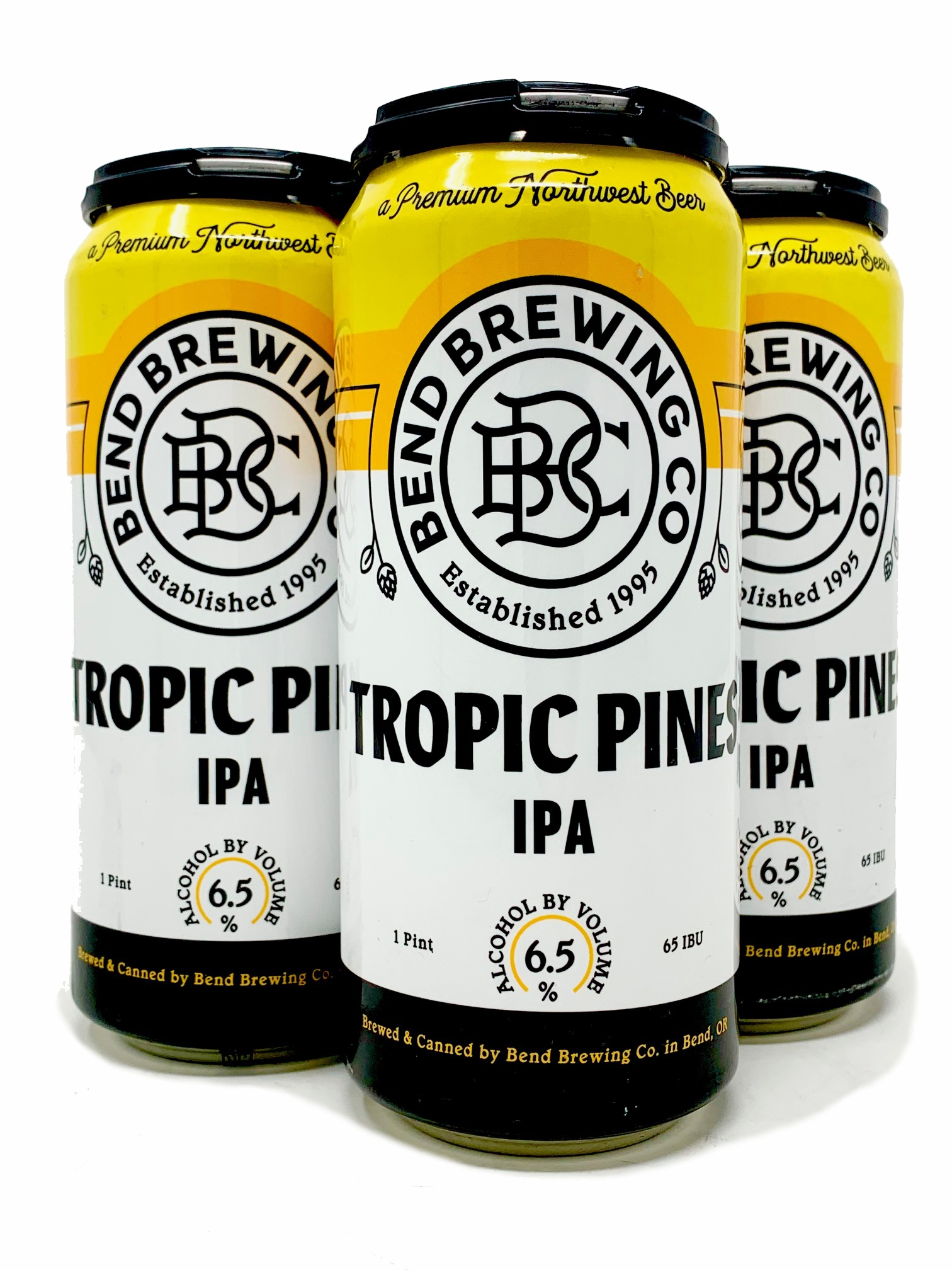 BEND BREWING 4PKC TROPIC PINES IPA