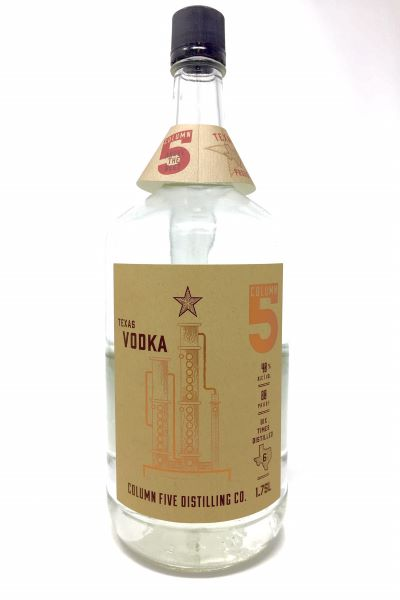 COLUMN 5 VODKA