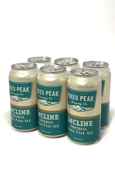 PIKES PEAK BREWING 6PKC INCLINE IMPERIAL IPA