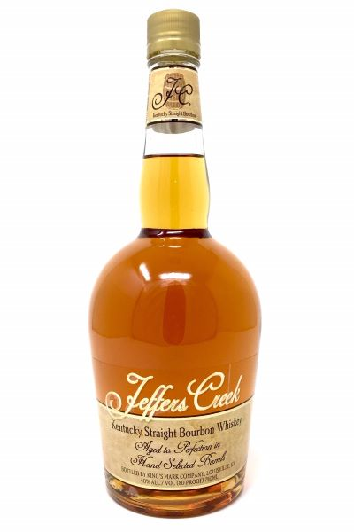 JEFFERS CREEK KENTUCKY STRAIGHT BOURBON WHISKEY