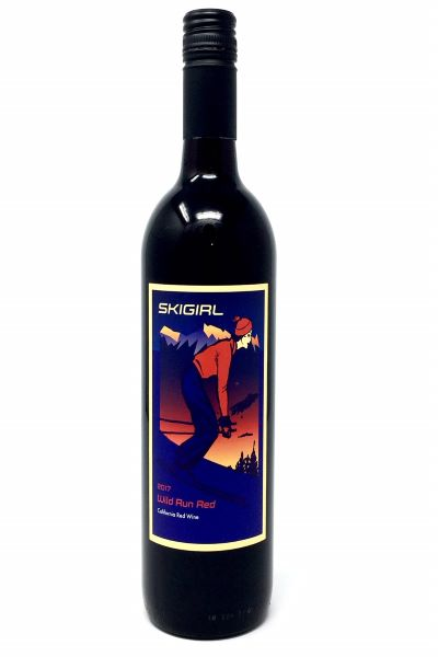 SKIGIRL WILD RUN RED WINE